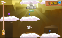 Gameplay of Sky High