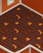Ol-Barn Lava-Floor