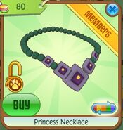 Princess necklace04