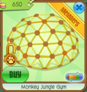 MonkeyJungleGym Orange(4)