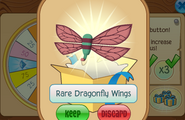 Daily-Spin-Gift Rare-Dragonfly-Wings