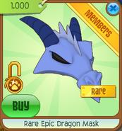 Shop Rare-Epic-Dragon-Mask