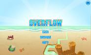 Overflow main menu
