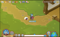 Animal Jam The Lost Jammer Decompose1 Captain Den