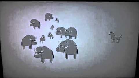 I'm an Animal - Bison