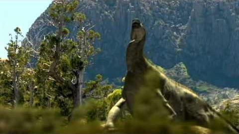 Walking with Dinosaurs - Giant of the Skies part 2