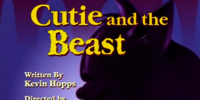 Episode 84: Cutie and the Beast/Boo Happens/Noel