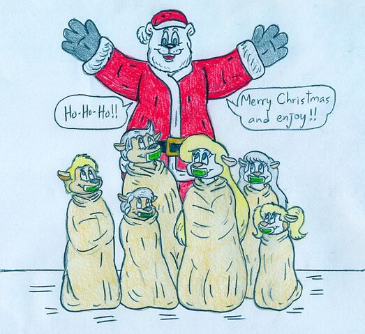 File:Xmas - Marty and Minerva's Bagged Family.jpg
