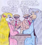 Future Marty and Minerva - Porcine WB