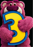 Toy Story 3 Poster 9 - Lotso