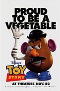 Poster 7 - Mr. Potato Head