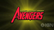 Earth's Mightiest Heroes! Logo
