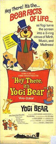 File:Hey There It's Yogi Bear poster 1964.jpg