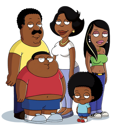 File:The Cleveland Show main characters.png