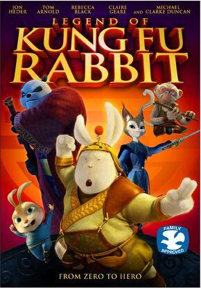 Legend of a Kung Fu Rabbit