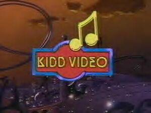 Kidd Video Title Card