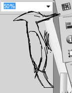 Animator vs. Animation - Woodpecker