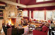 Red-family-room-Valspar-Colorbuzz