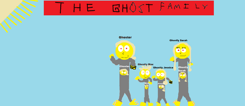 The Ghoster family