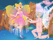 Dreamy Fairy Bride Gabby