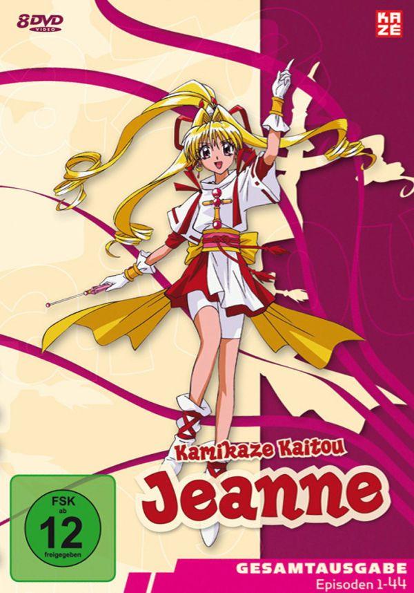 Jeanne Die Kamikaze Diebin Dvd