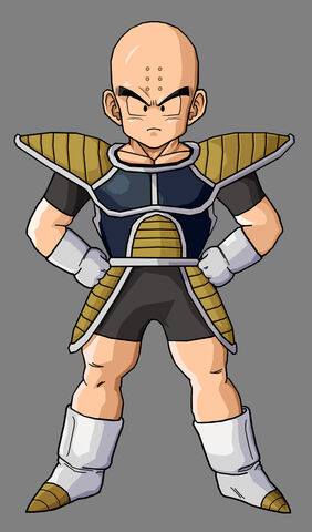 File:Krillin Saiyan Armor by hsvhrt.jpg
