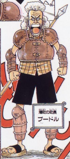 Boodle Manga Infobox