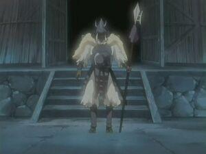 Cursed Warrior