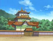 Kyūroku's mansion