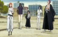 Ichigo's Friends Return