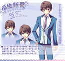 Shingo Uryū Profile