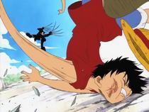 Luffy vs. Kuro