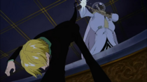 Sanji Disarms Roswald
