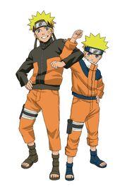Naruto both parts
