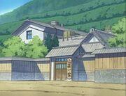 Jirōchō's mansion