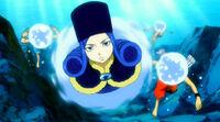 Episode 34 - Team Natsu takes an underwater route