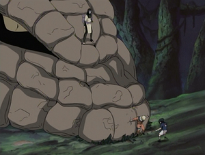 Naruto's Counterattack! Never Give In!