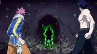 Episode 64 - Natsu, Gray, Lucy & Happy vs. Zero