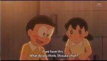 Doraemon2005ep258 Nobi+Shizuka