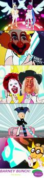 バーニー·バンチ:アニメ