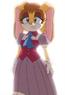 Vanilla the Rabbit (Sonic X)