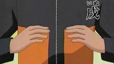 Naruto Ninja Class - Hand Seals