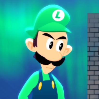 File:Luigi In Battle.png