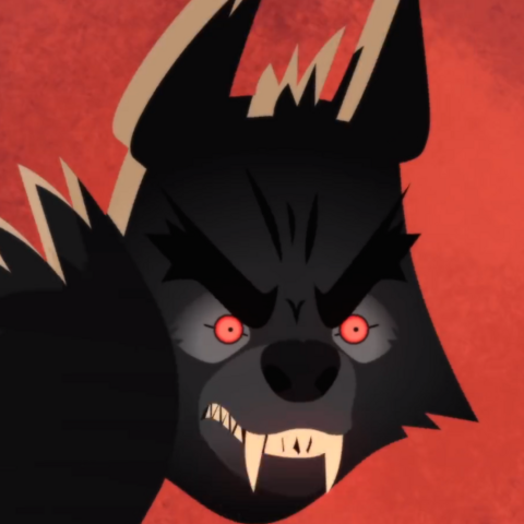 File:Insanity Wolf In Battle 1.png
