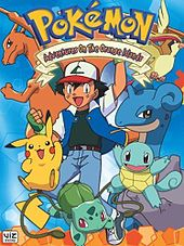 Pokémon Adventures in the Orange Islands