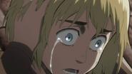 Snk-ep6-armin in tears