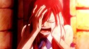 Fairy Tail - Erza crying