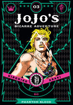 Jojo Phantom Blood Vol 3