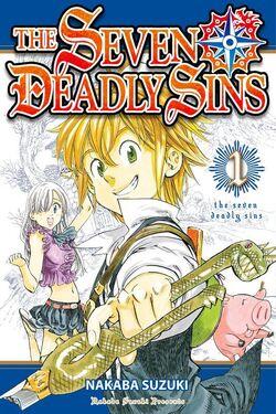 Seven Deadly Sins Volume 1