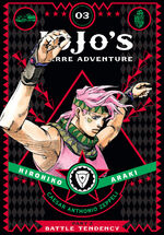 Jojo Battle Tendency Vol 3